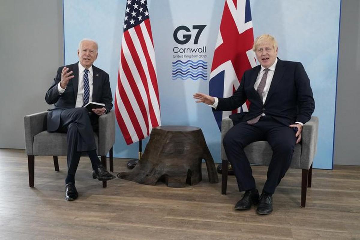 Diem nhan trong 3 ngay Hoi nghi thuong dinh G7 tai Anh-Hinh-8