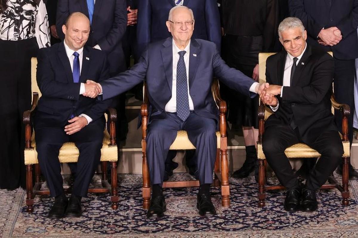 """""""Ky nguyen Netanyahu"""" ket thuc, nguoi dan Israel do ra duong an mung-Hinh-2"""