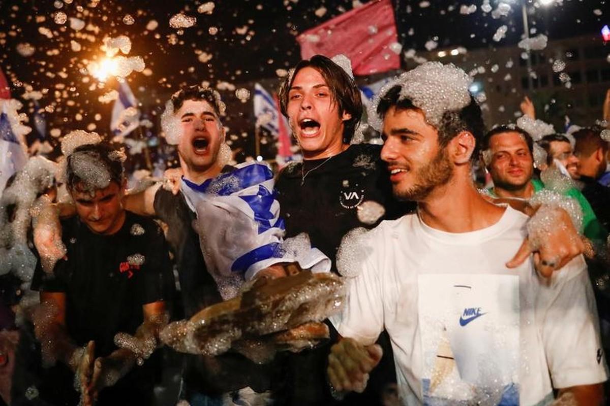 """""""Ky nguyen Netanyahu"""" ket thuc, nguoi dan Israel do ra duong an mung-Hinh-6"""
