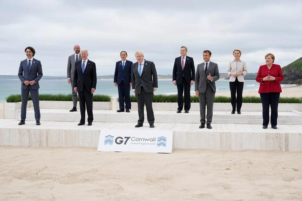Du Hoi nghi thuong dinh G7, Tong thong Biden de lai dau an gi?-Hinh-3