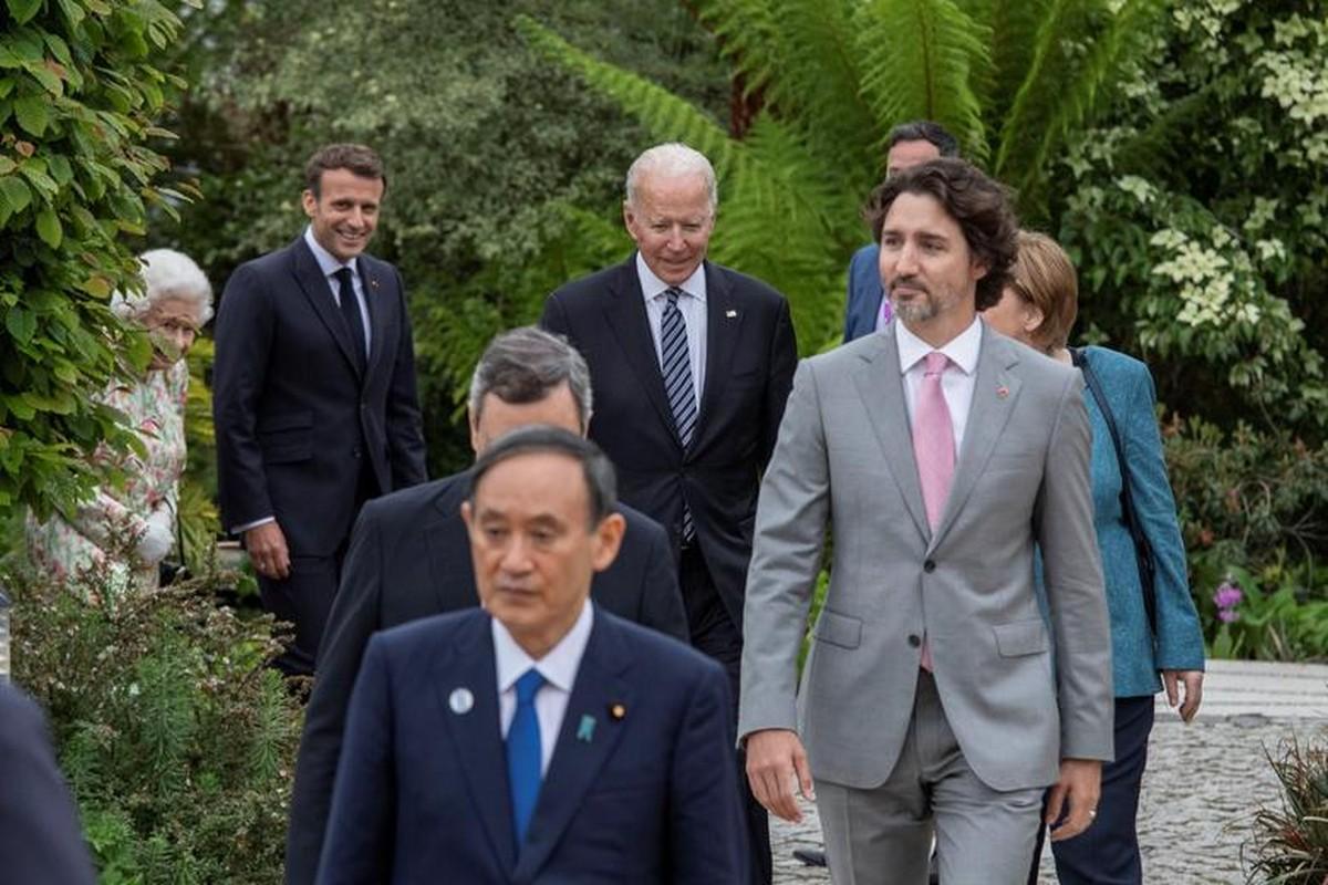 Du Hoi nghi thuong dinh G7, Tong thong Biden de lai dau an gi?-Hinh-5