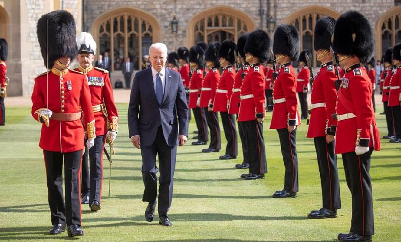 Du Hoi nghi thuong dinh G7, Tong thong Biden de lai dau an gi?