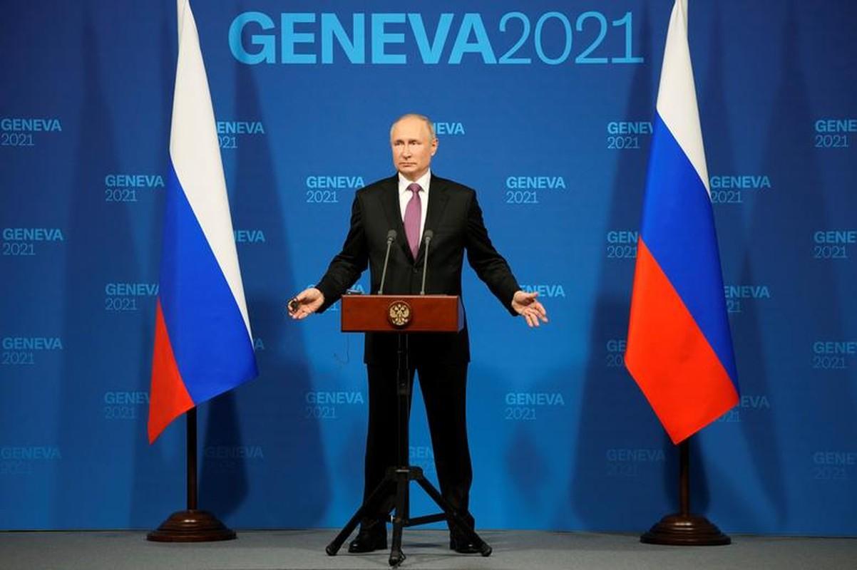Gap ong Putin, Tong thong My Joe Biden tang mon qua bat ngo-Hinh-10