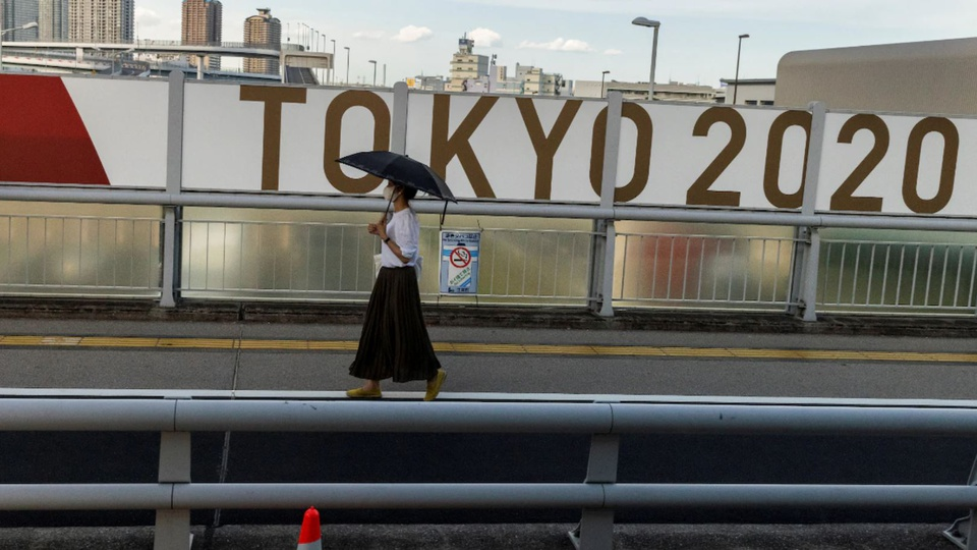 Duong pho Tokyo vang lang, khac xa mot ky Olympic binh thuong-Hinh-2