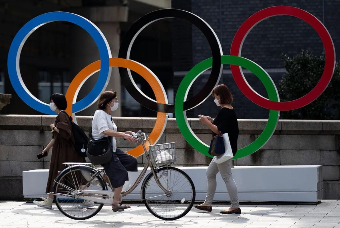 Duong pho Tokyo vang lang, khac xa mot ky Olympic binh thuong-Hinh-3