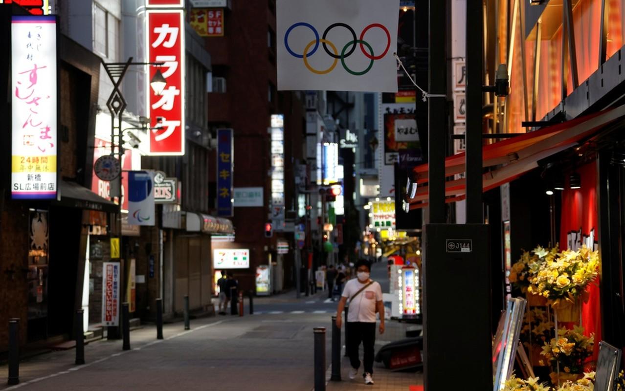 Duong pho Tokyo vang lang, khac xa mot ky Olympic binh thuong-Hinh-6
