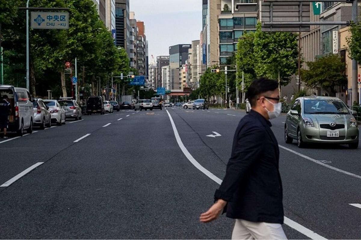 Duong pho Tokyo vang lang, khac xa mot ky Olympic binh thuong