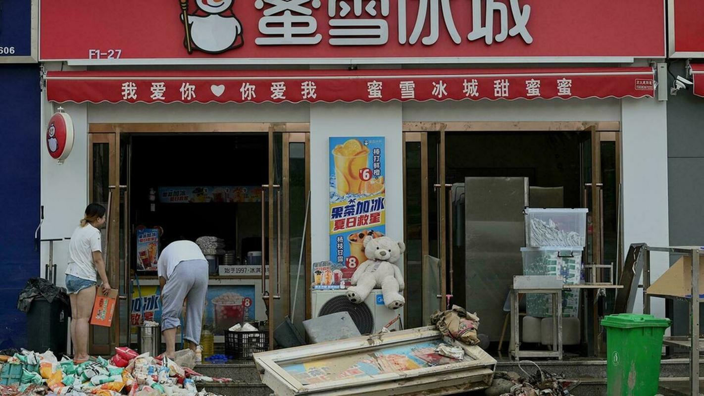 Anh: Bao In-fa do bo, Trung Quoc so tan hon 100.000 nguoi-Hinh-8