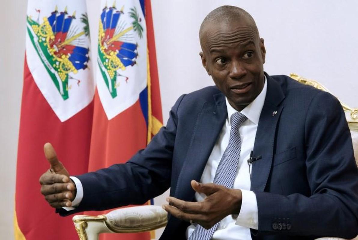 Bat ngo danh tinh nghi pham moi nhat vu am sat Tong thong Haiti