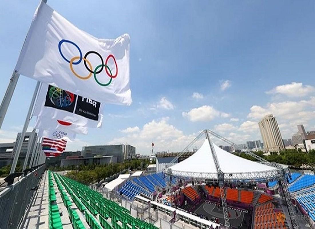 Bung dich COVID-19 o Tokyo Olympic: Con so gay soc-Hinh-6