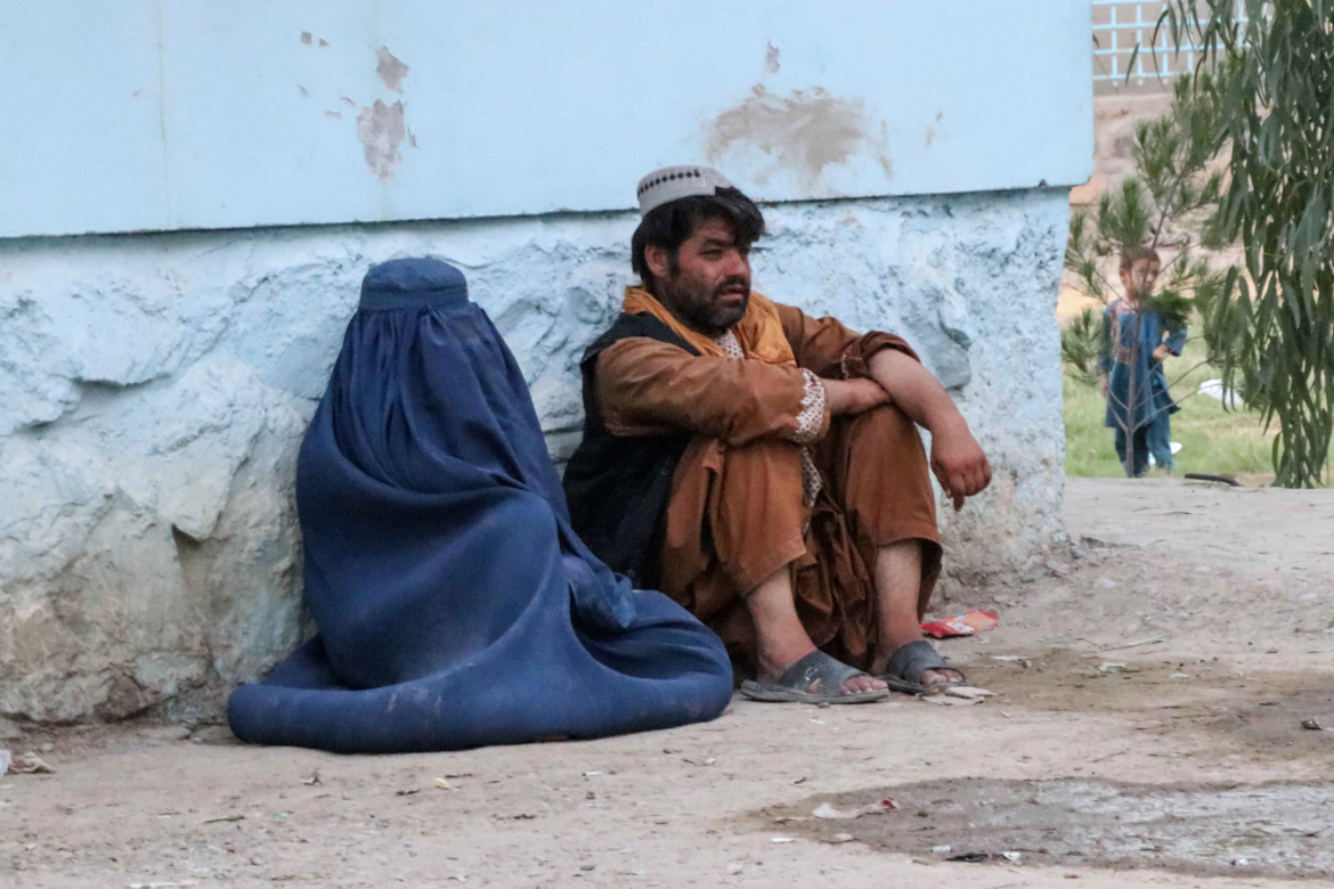 """Can canh nguoi dan Afghanistan """"chay loan"""" khi Taliban hoanh hanh-Hinh-3"""