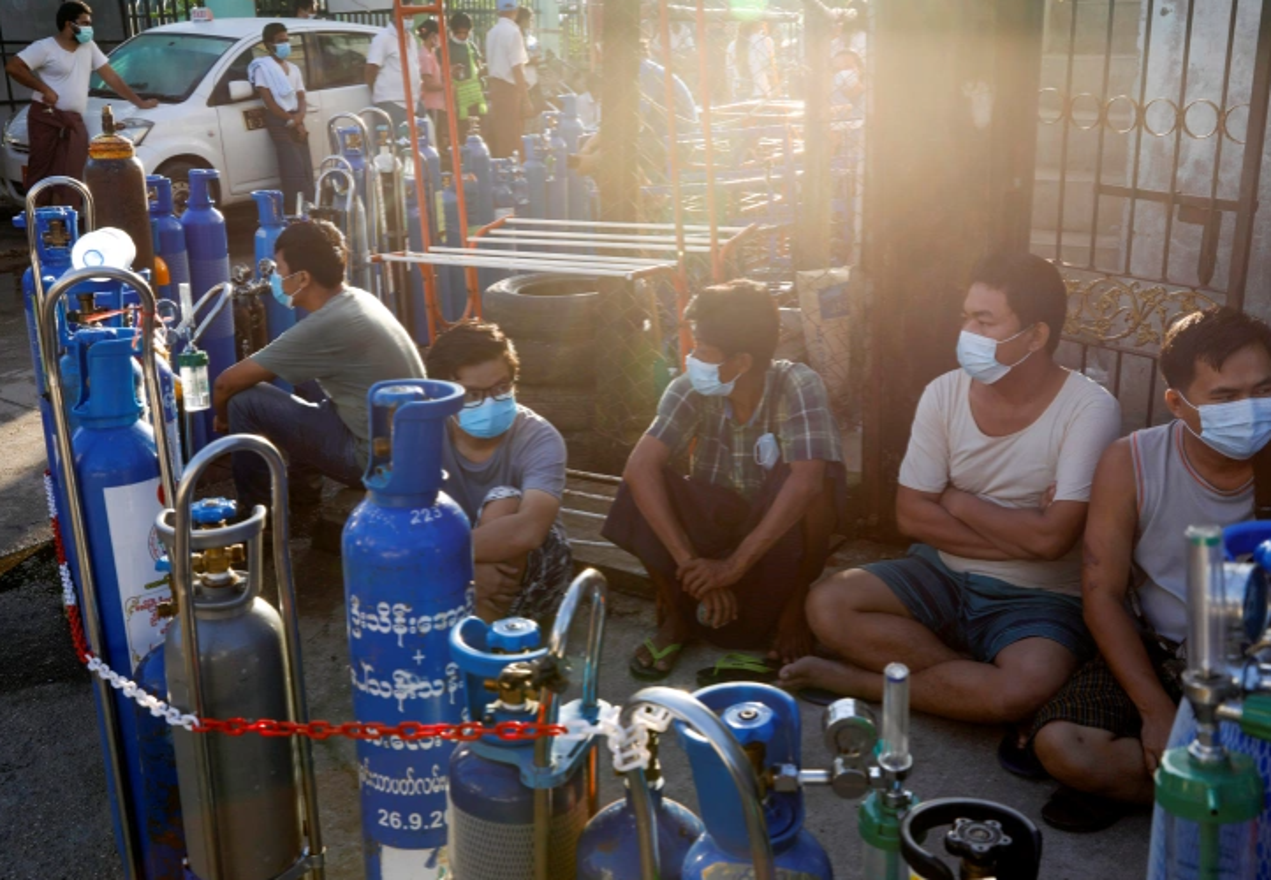 "Nguy co nua dan so co the se mac COVID-19, Myanmar ""quay cuong"" sao?-Hinh-2"