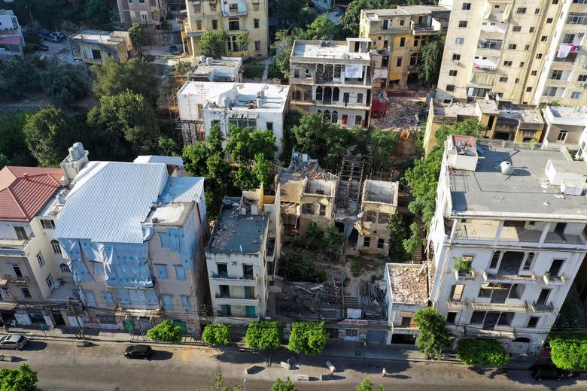 Mot nam sau vu no tham khoc hang tram nguoi chet, Beirut the nao?-Hinh-10