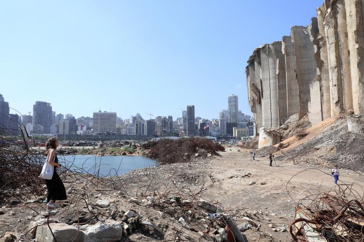 Mot nam sau vu no tham khoc hang tram nguoi chet, Beirut the nao?-Hinh-12
