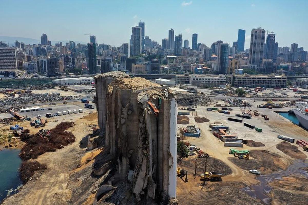 Mot nam sau vu no tham khoc hang tram nguoi chet, Beirut the nao?