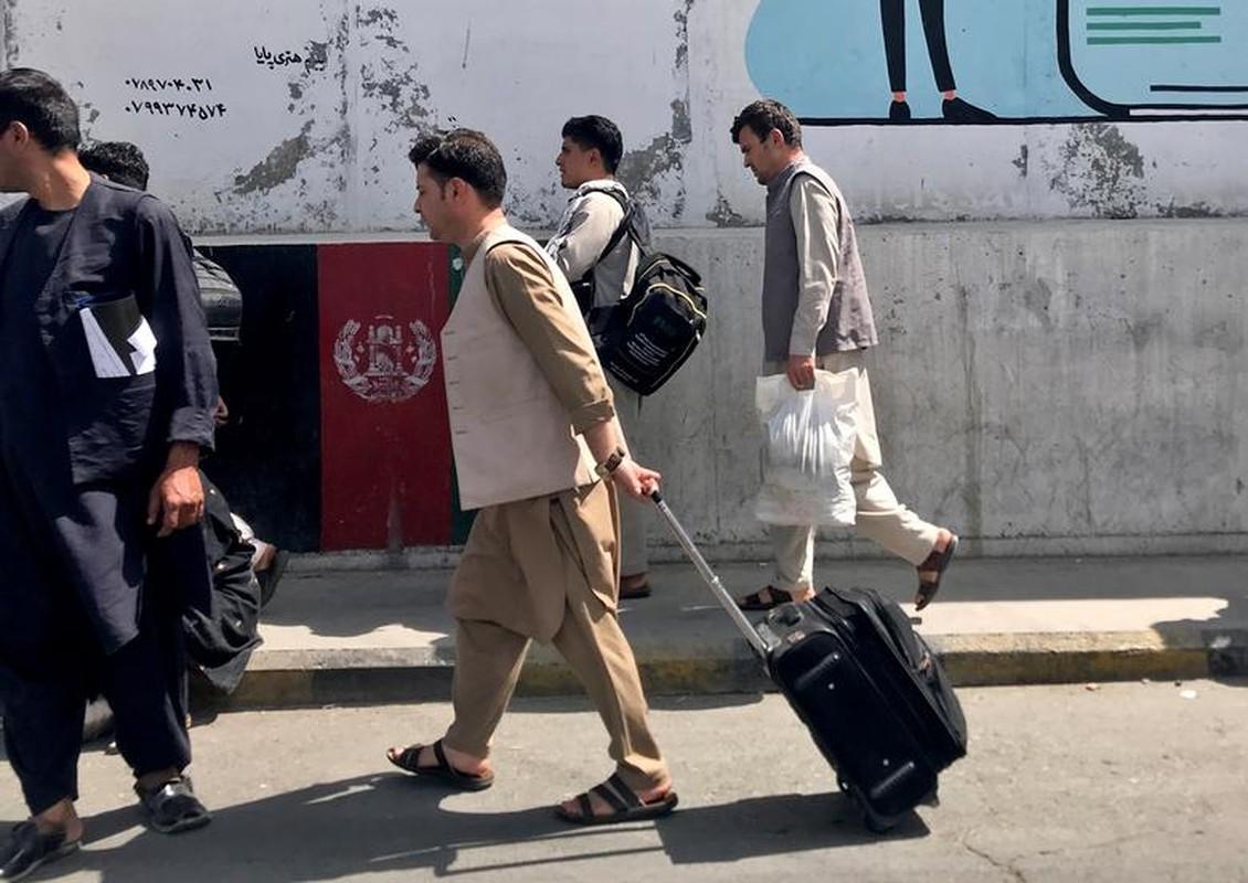 Luc luong Taliban kiem soat Afghanistan: Phan ung cua the gioi-Hinh-12