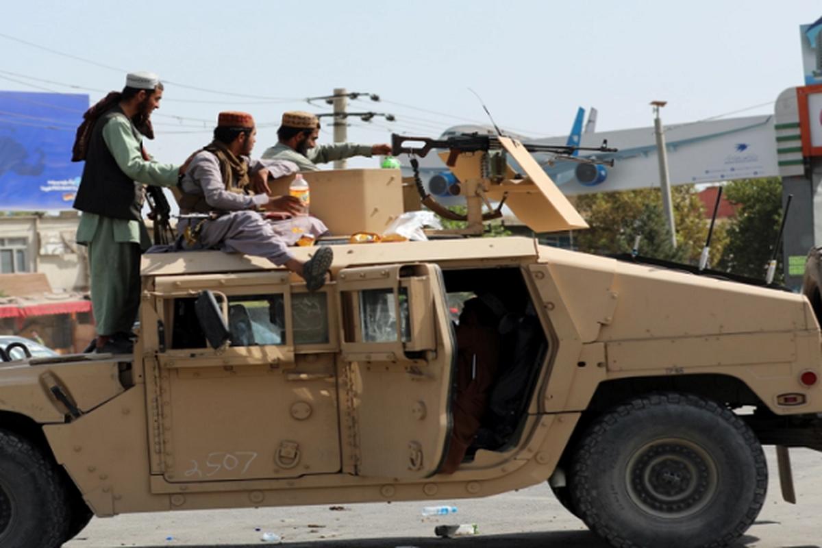 Can canh thu do Kabul sau khi Taliban chiem quyen kiem soat