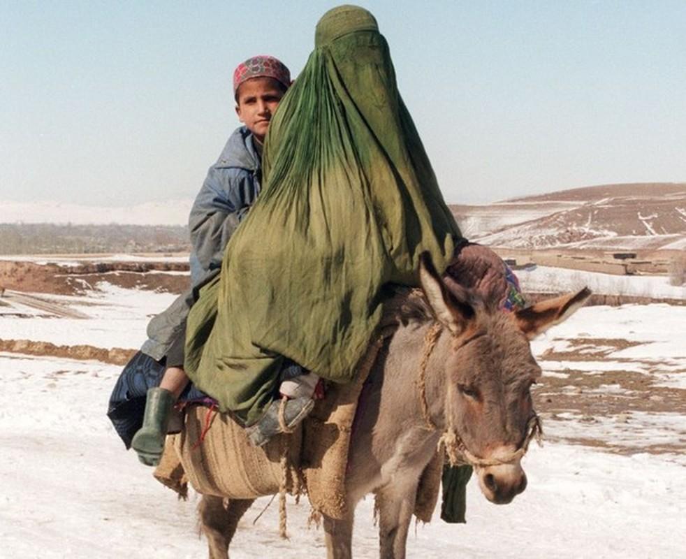 Hinh anh luc luong Taliban cai tri Afghanistan giai doan 1996-2001-Hinh-11