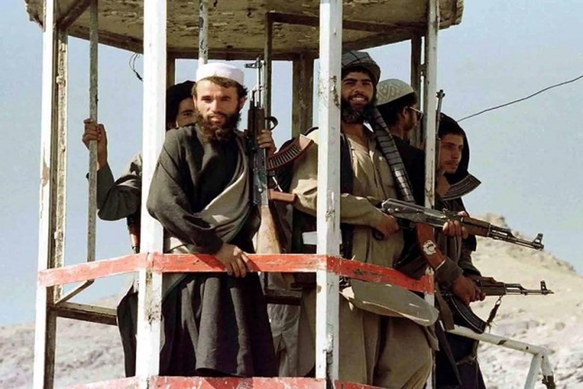 Hinh anh luc luong Taliban cai tri Afghanistan giai doan 1996-2001-Hinh-2
