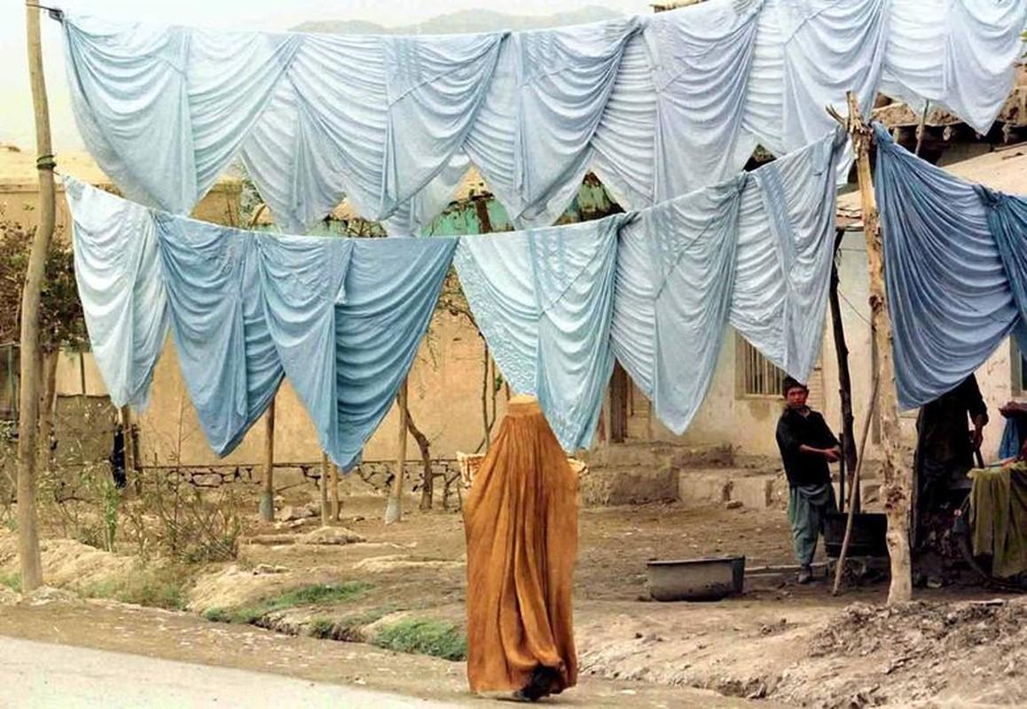 Hinh anh luc luong Taliban cai tri Afghanistan giai doan 1996-2001-Hinh-3
