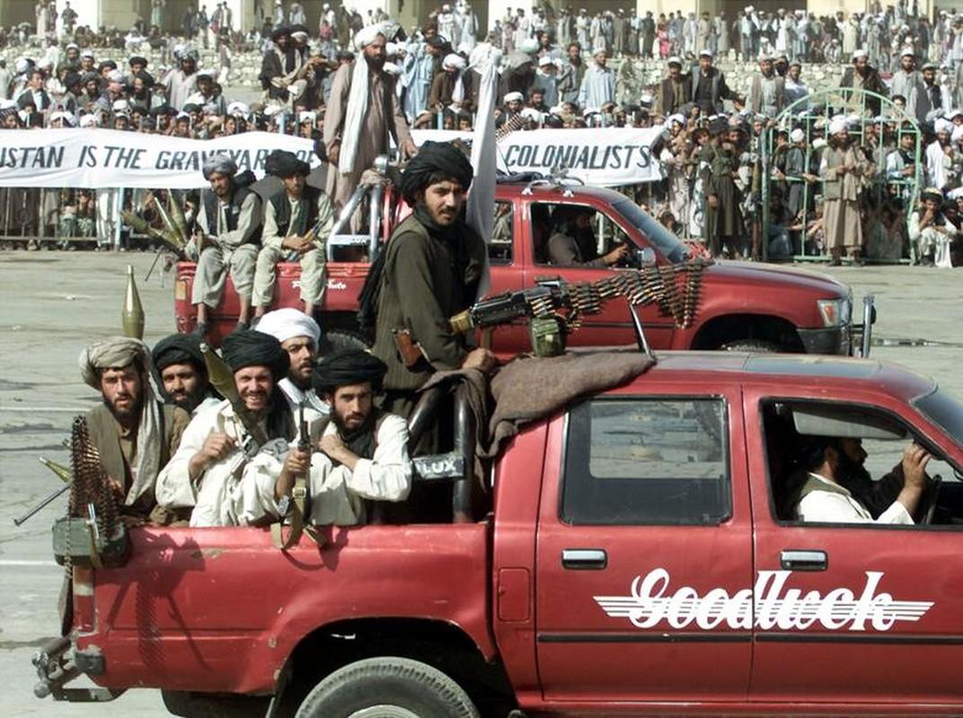 Hinh anh luc luong Taliban cai tri Afghanistan giai doan 1996-2001-Hinh-9
