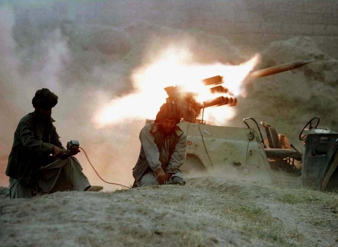 Hinh anh luc luong Taliban cai tri Afghanistan giai doan 1996-2001
