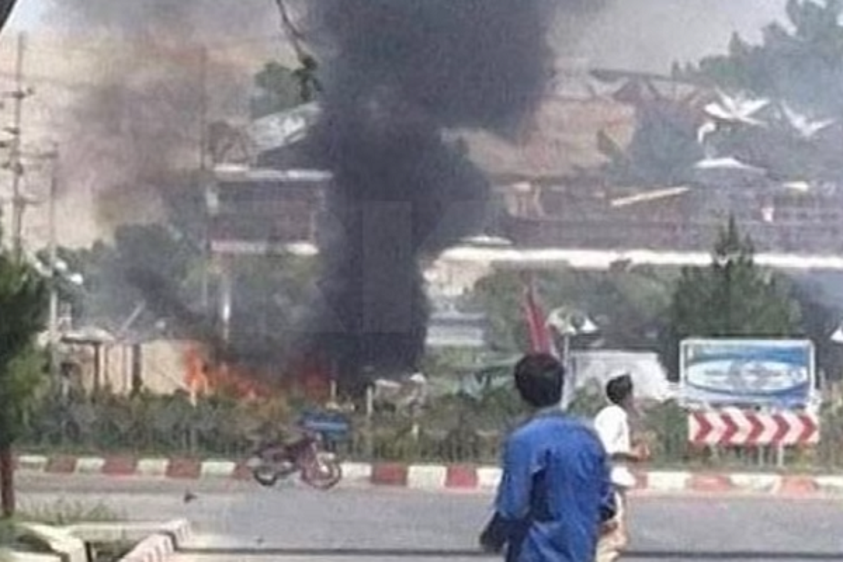 Toan canh vu danh bom kinh hoang o san bay Kabul, nhieu nguoi chet-Hinh-2