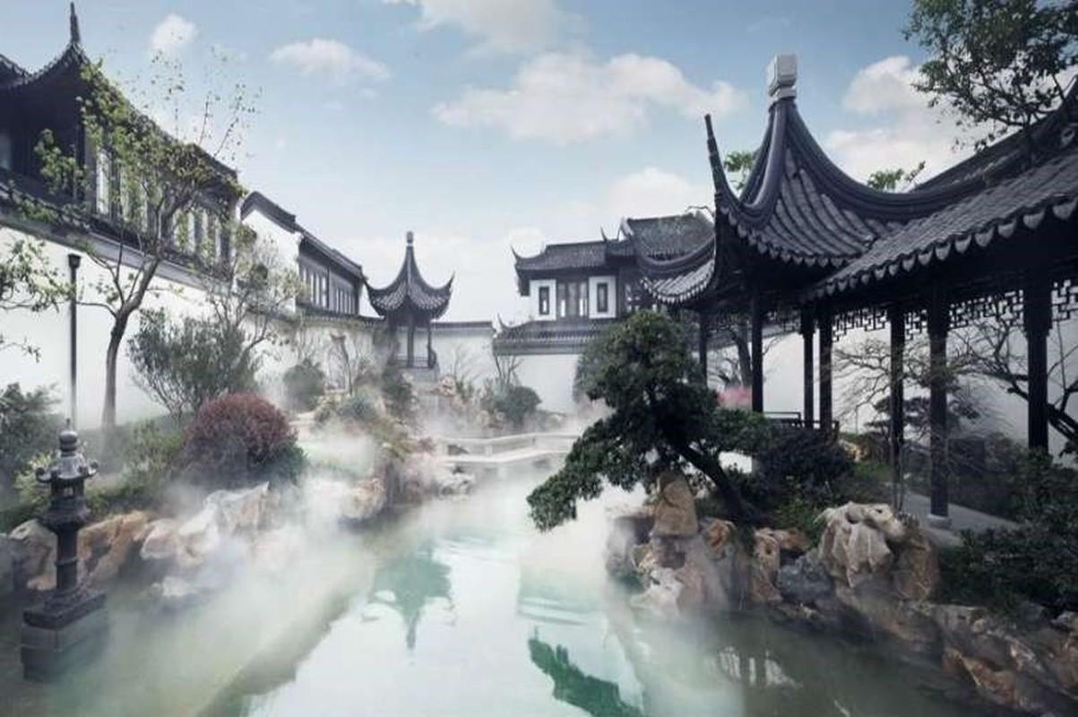 Ngan ngo ben trong can biet thu dat gia nhat Trung Quoc-Hinh-4