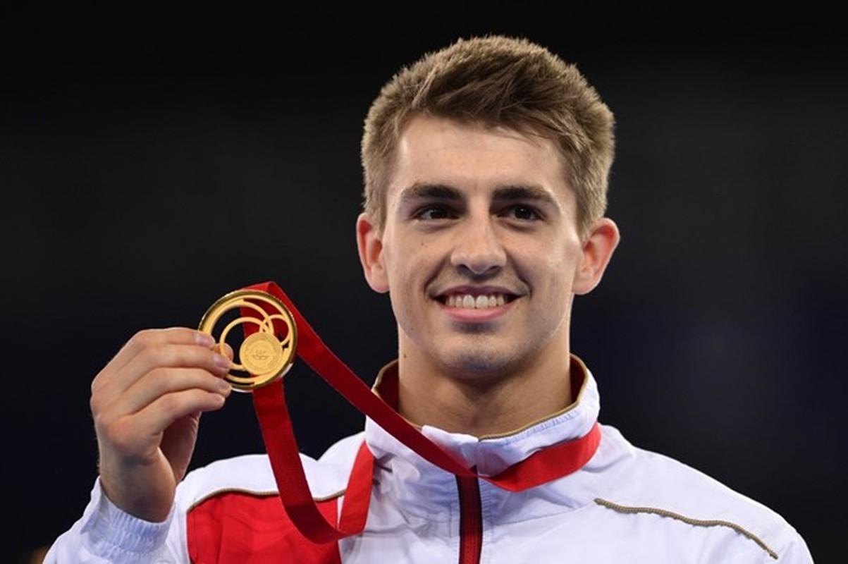 Dan trai dep 6 mui tai Olympic 2016 gay sot mang