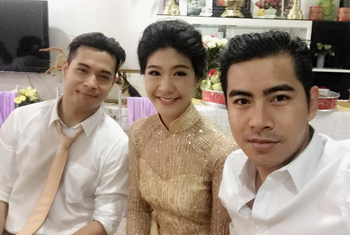 Truong The Vinh va ban gai co truong chia tay sau le dinh hon?-Hinh-2