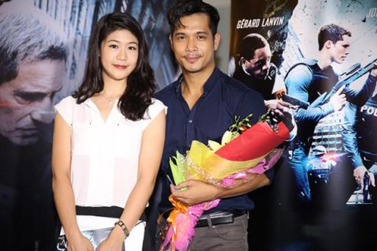 Truong The Vinh va ban gai co truong chia tay sau le dinh hon?