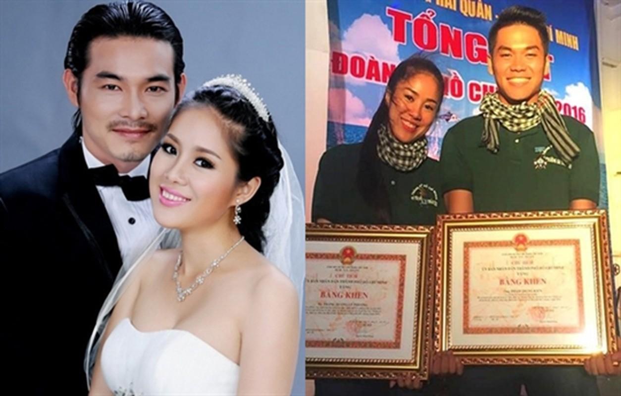 Duong tinh trai nguoc cua Le Phuong va hai nguoi dan ong dac biet-Hinh-8