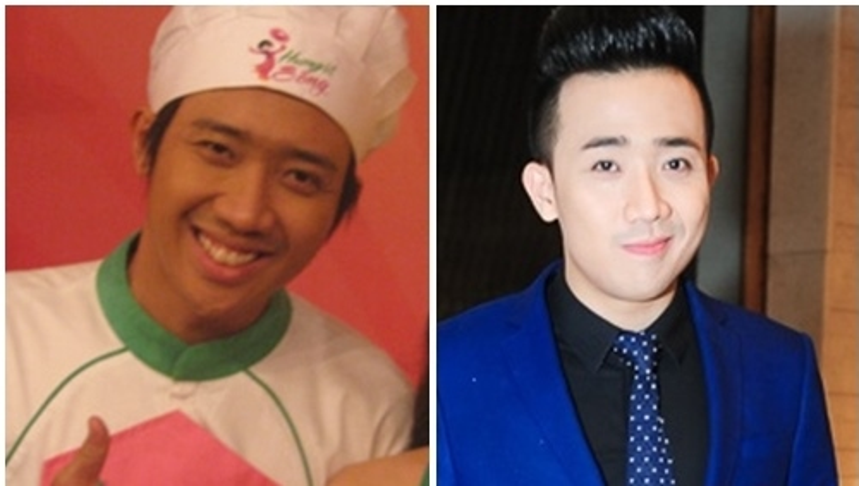 """Tran Thanh va Hari Won thay doi ngoai hinh """"chong mat""""-Hinh-2"""