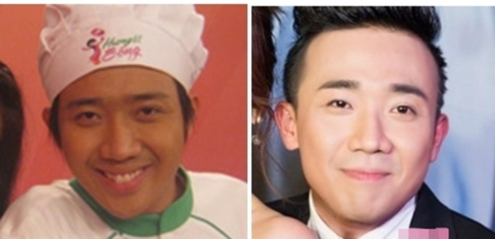 """Tran Thanh va Hari Won thay doi ngoai hinh """"chong mat""""-Hinh-3"""