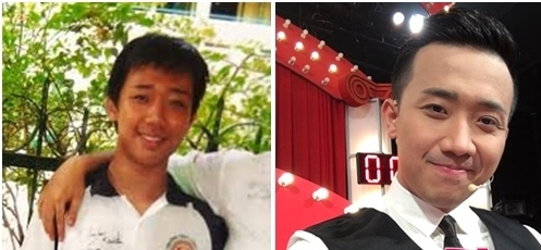 """Tran Thanh va Hari Won thay doi ngoai hinh """"chong mat"""""""