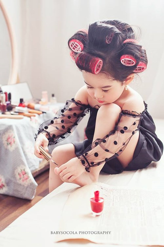 Xon xao Ngoc Trinh phien ban nhi cuc de thuong-Hinh-7