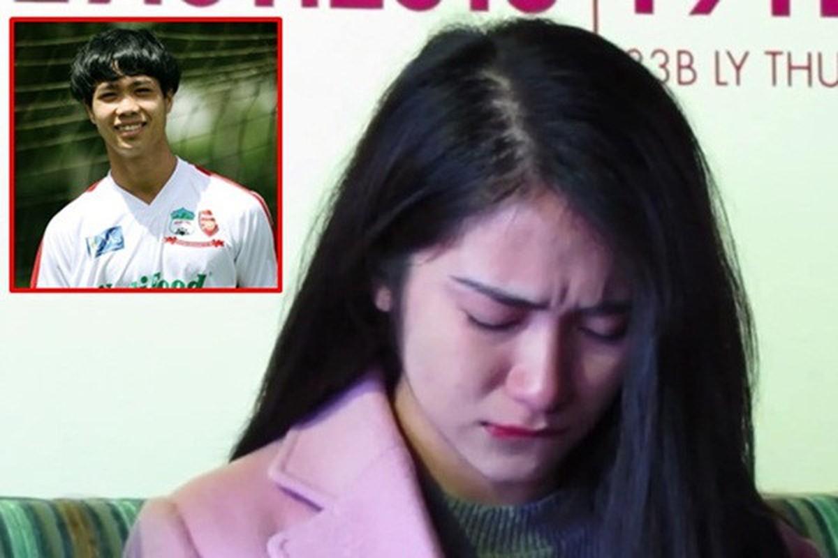 """Cong Phuong va Hoa Minzy da chinh thuc """"duong ai nay di""""?"""