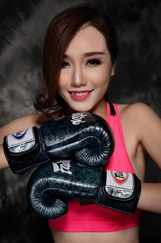 Ngam 4 hotgirl Ngoai thuong xinh nhu Hoa hau Do My Linh-Hinh-12