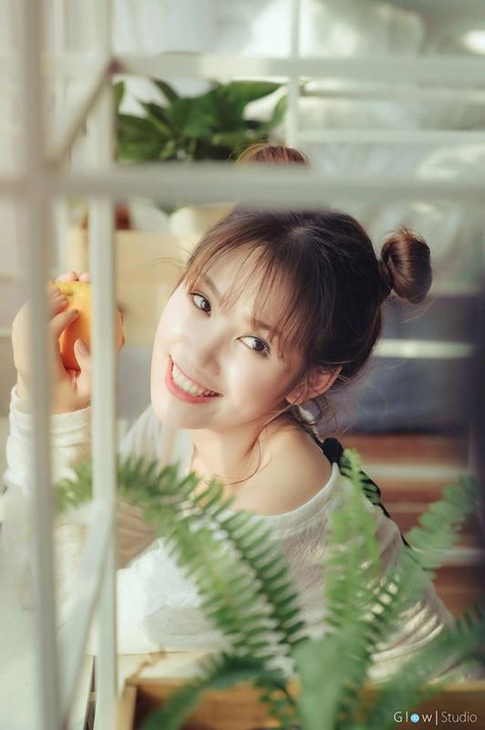 Ngam 4 hotgirl Ngoai thuong xinh nhu Hoa hau Do My Linh-Hinh-7