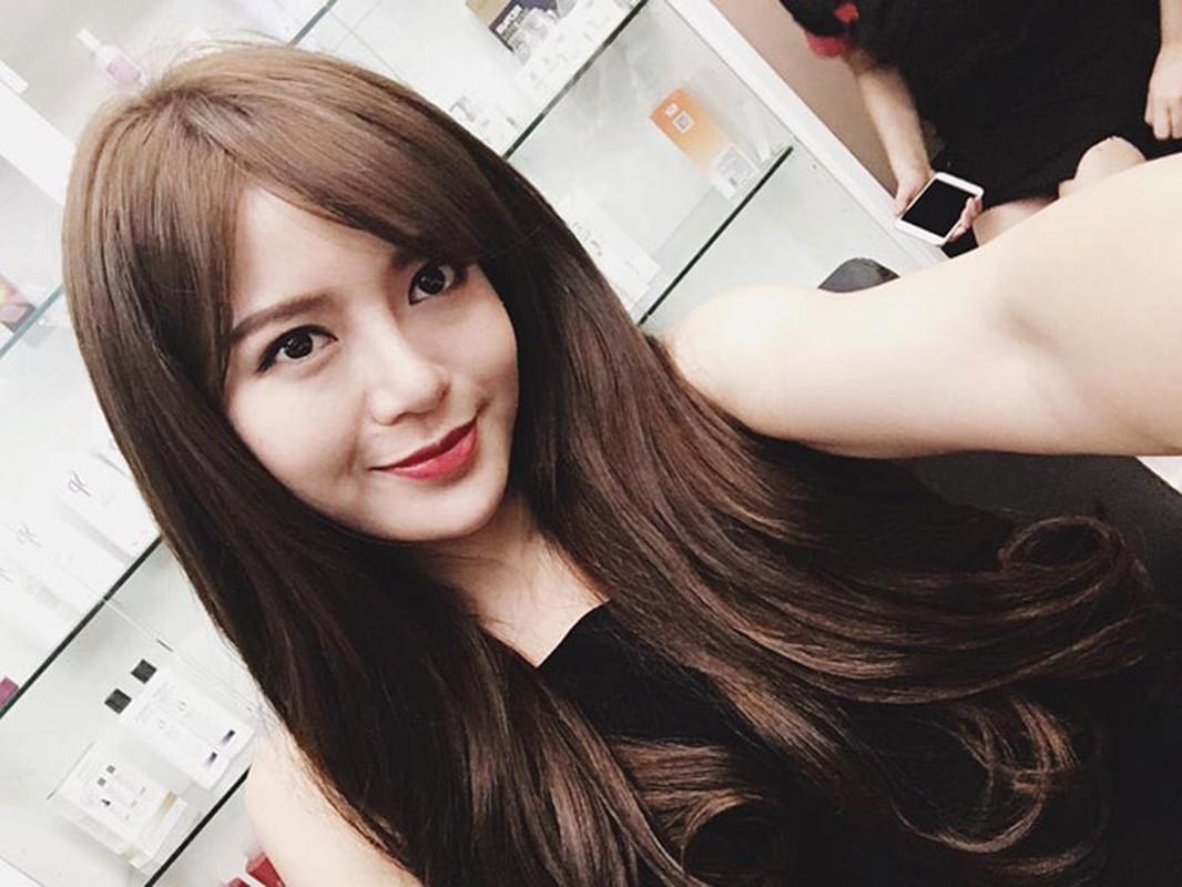 Ngam 4 hotgirl Ngoai thuong xinh nhu Hoa hau Do My Linh
