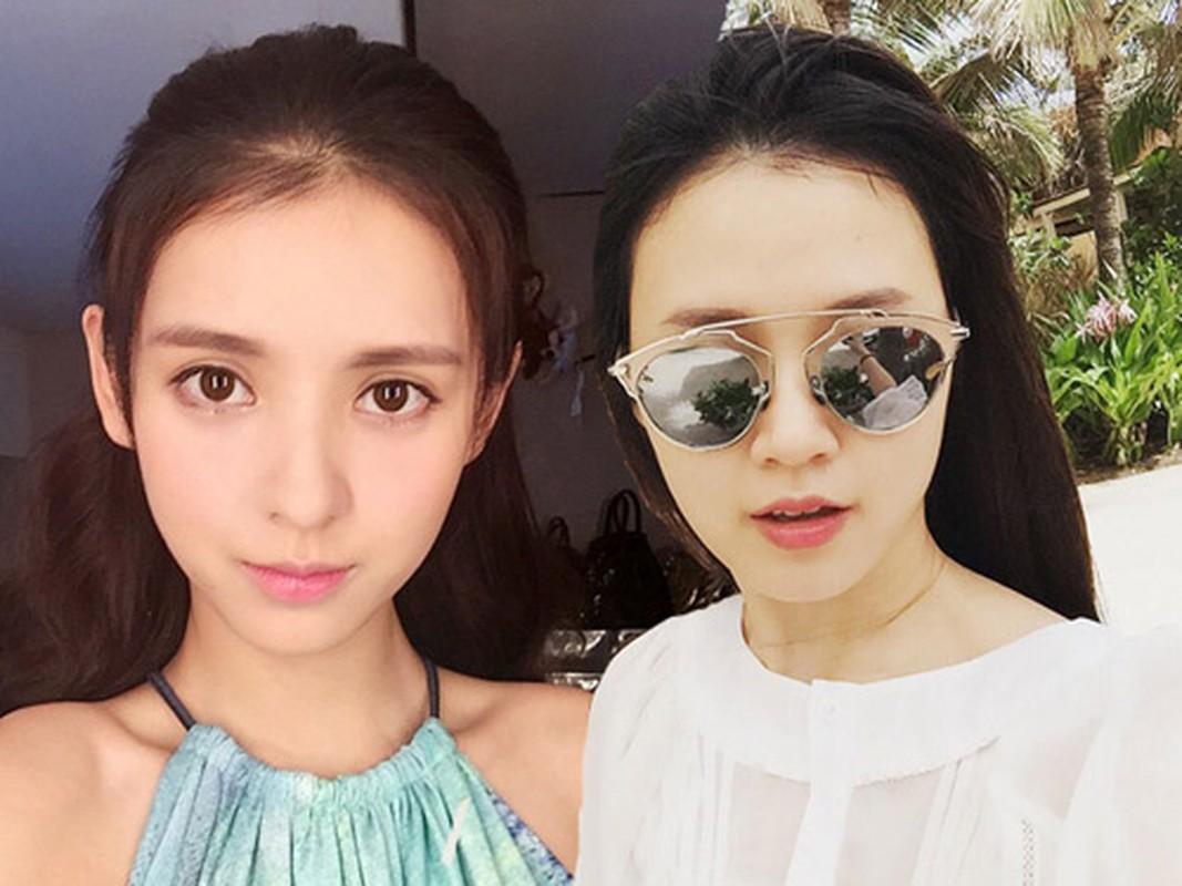 "Ngo ngang ""ban sao"" hoan hao cua hot girl Midu-Hinh-2"