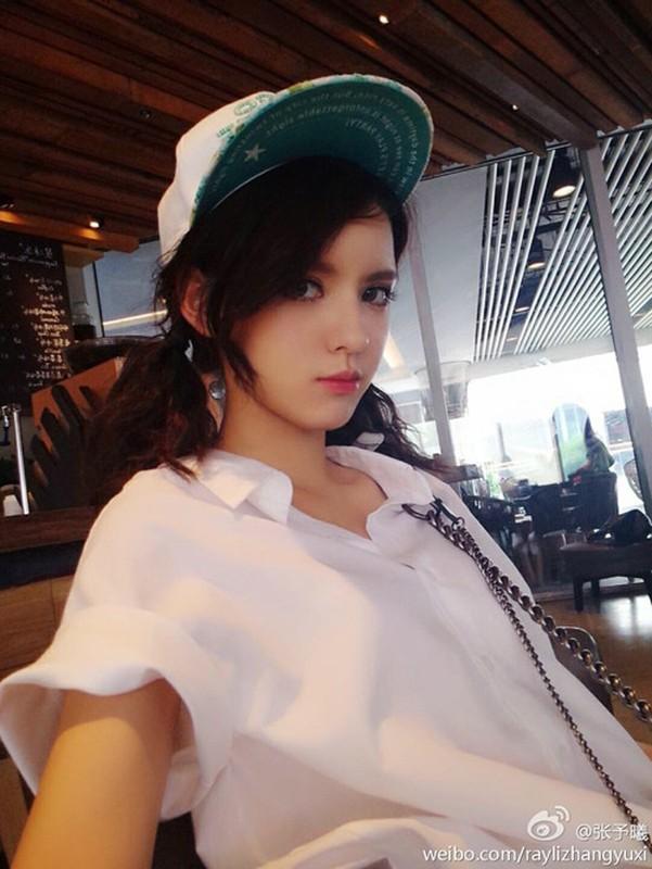 "Ngo ngang ""ban sao"" hoan hao cua hot girl Midu-Hinh-7"