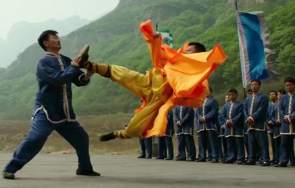 Tranh cai ve tran dau cua Ly Tieu Long va cao thu Thieu Lam-Hinh-10