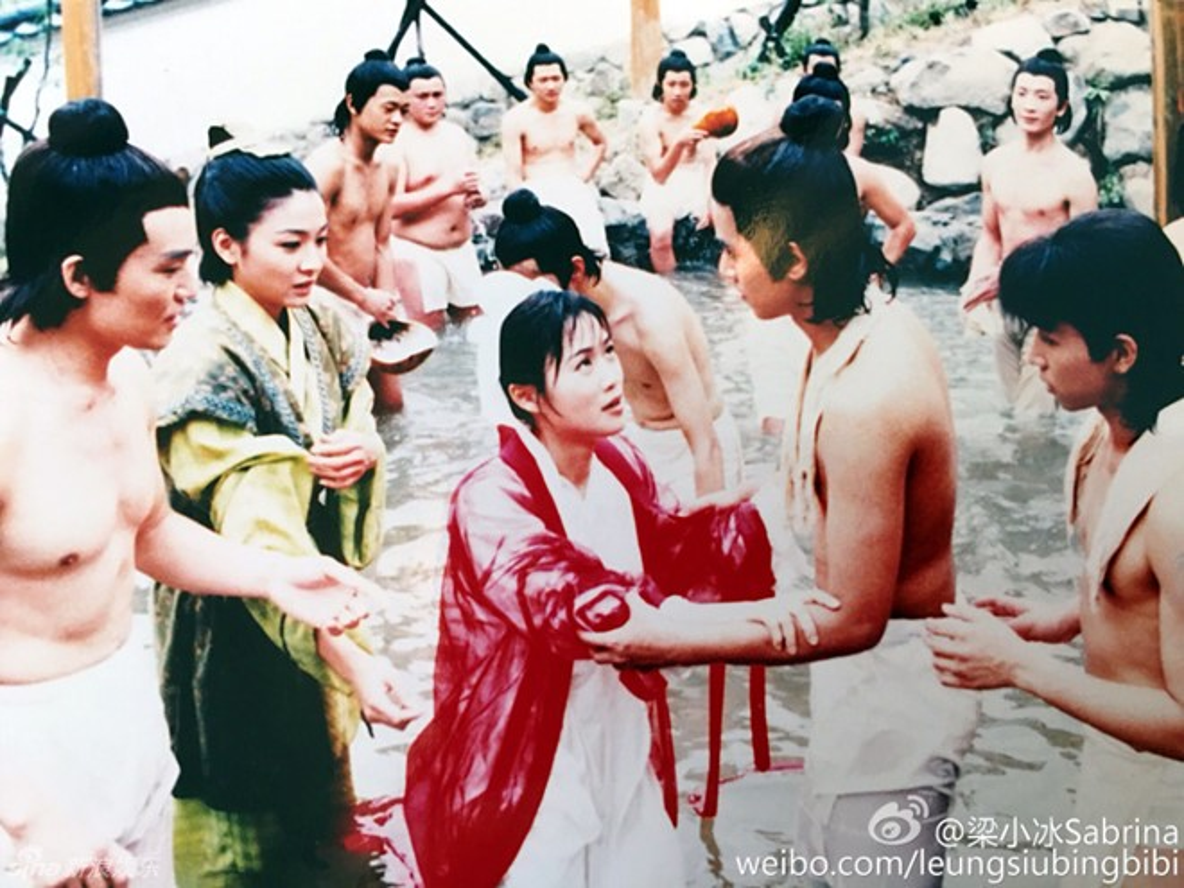 """Anh hau truong """"Luong Son Ba, Chuc Anh Dai"""" 17 nam truoc-Hinh-2"""