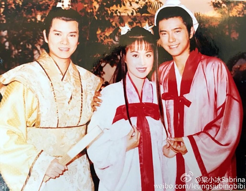 """Anh hau truong """"Luong Son Ba, Chuc Anh Dai"""" 17 nam truoc-Hinh-4"""