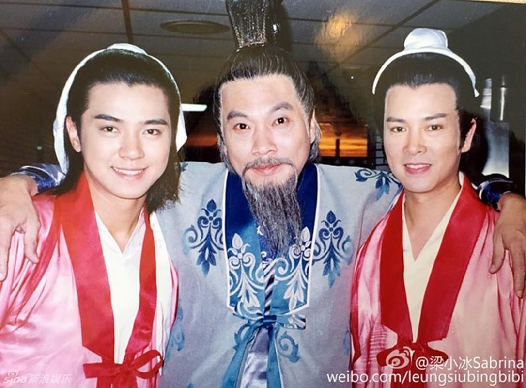 """Anh hau truong """"Luong Son Ba, Chuc Anh Dai"""" 17 nam truoc-Hinh-5"""