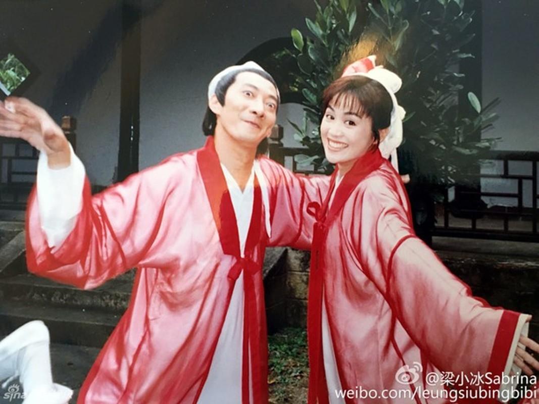 """Anh hau truong """"Luong Son Ba, Chuc Anh Dai"""" 17 nam truoc-Hinh-6"""