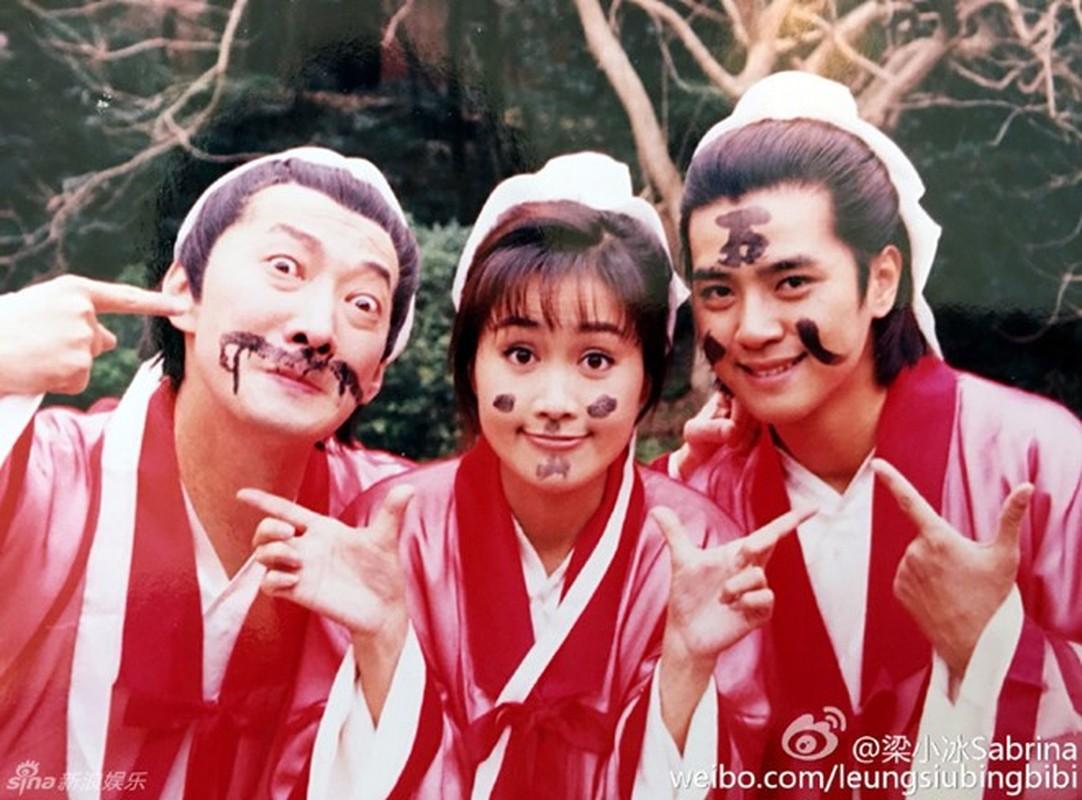 """Anh hau truong """"Luong Son Ba, Chuc Anh Dai"""" 17 nam truoc"""