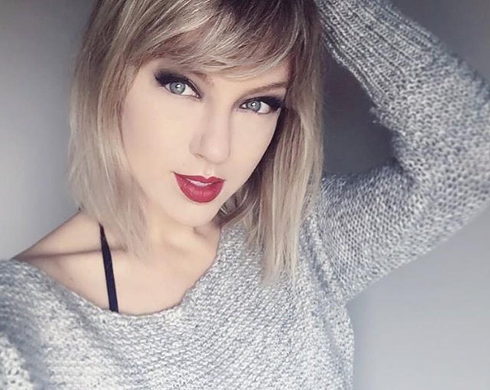 Co gai duoc coi nhu chi em sinh doi cua Taylor Swift-Hinh-2