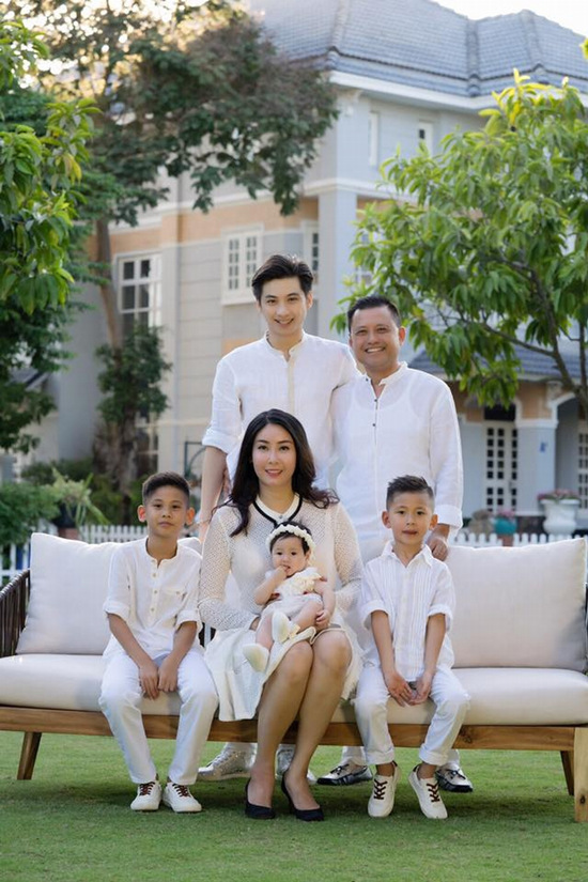 Khoi tai san gay choang ngop cua hoa hau Ha Kieu Anh-Hinh-2